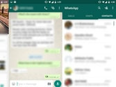WhatsApp gets new design, now at home in Android Lollipop