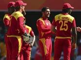 Zimbabwe confirm Pakistan tour next month