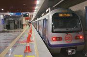 ITO Metro station thrown open to public