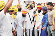 Badals are misusing police to hide corruption