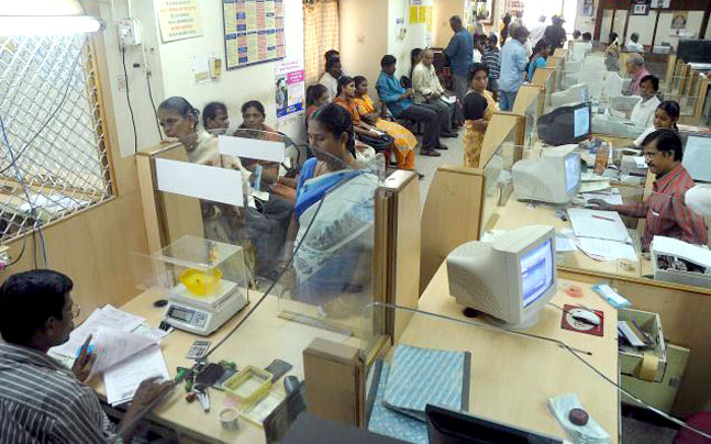 Bank branches in India cross 1 lakh landmark: Crisil study - Business News