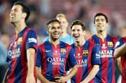 Barcelona aim to be first European team with two trebles