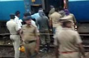 Two coaches of Bangalore-Chennai mail derail, no casualties