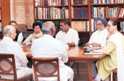 Congress readies strategy against NDA government's Land Bill