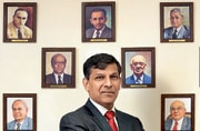 RBI Governor Raghuram Rajan not only keeps his job under the new regime but commands respect with his firm line on monetary policy