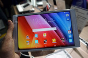 First impressions Asus ZenPad: Intel inside, different sizes for different users