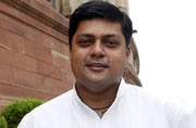 Nothing illegal in my company transactions, says Vasundhara's son Dushyant Singh