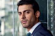 Fawad Khan wants his grandfather's Omega, plus what time means to him