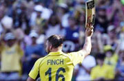 Injured Australian batsman Aaron Finch set for return