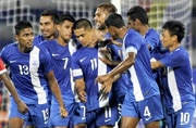 India lose to Oman 1-2 in World Cup qualifier