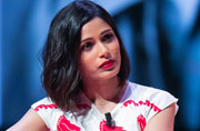 Freida Pinto launches world's first global cinema ad campaign