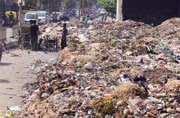 Delhi garbage crisis: LG Jung clears funds for sanitation workers, AAP fumes