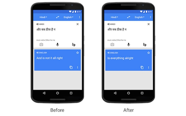 Google Translate improving with time - Technology News