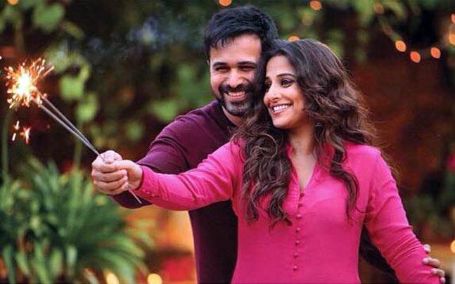 Hamari Adhuri Kahani Tepid Day 2 For Emraan Vidya Movies News