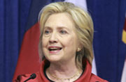Hillary Clinton to stage major rally, will vow to back working Americans