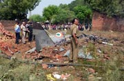 Jaguar fighter aircraft crashes near Allahabad, pilots eject safely
