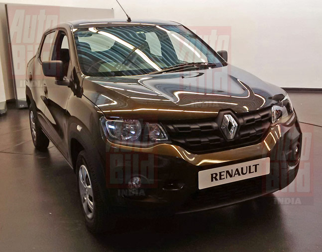 Renault Kwid Design And Engine Details Out Auto News