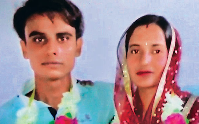 UP Police fear communal sparks after Muslim woman marries a