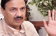 Jewar airport is not about politics, says Mahesh Sharma