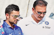 With Dhoni out, former captains want Kohli to say yes to DRS