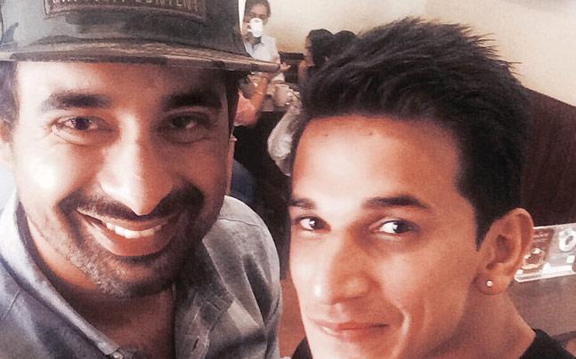 Rannvijay Singh and Prince Narula