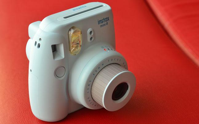 Polaroid camera instax mini 8 review