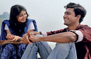 Neeraj Ghaywan's debut film Masaan, which won two awards at the Cannes International Film Festival, is set to be tested by Indian audiences.