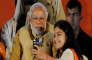 The Modi initiative #SelfieWithDaughter