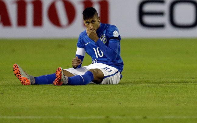 From Barcelona hero to Brazil zero, Neymar falters at Copa America