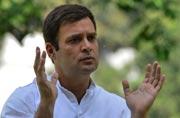 Rahul Gandhi begins padyatra with Chhattisgarh farmers
