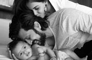 7 celebs who celebrate their first Father's Day