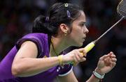 Saina Nehwal drops to 3rd in world rankings