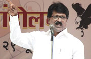 Ministers facing charges must step down: Sena