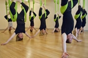 Latest fitness trends for you to swear by in 2015: Aerial silk, battle ropes, body-weight training