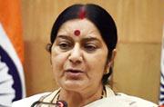Stung by Lalit Modi visa row, Sushma Swaraj continues her silence