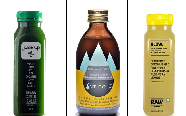 Cold Press Juices Are The Hot New Trend