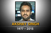 Vyapam scam: Aaj Tak journalist Akshay Singh's post-mortem report out