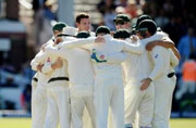 Ashes: Fiery Australia show England how to bowl and bat