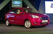Ford Figo Aspire to be available in both petrol and diesel variants