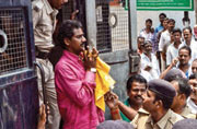 Their space shrinking in the changed political landscape, bahubalis turn on their mentors