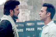 Watch: Riteish and Pulkit in soul-wrenching song Maula from Bangistan