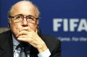 No one can say I am corrupt: Sepp Blatter