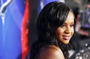 Peace at last: Hollywood mourns Bobbi Kristina Brown's death
