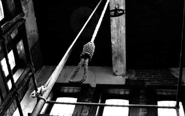 India's history of capital punishment in the last decade