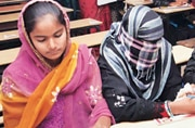 Muslim organisation moves SC after CBSE bans girls from wearing headscarves