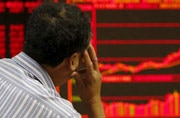China bans big shareholders from cutting stakes for next 6 months