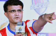AIFF must play bigger role for Indian football's progress, says Sourav Ganguly