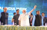 Digital India for a blood-less cyber war, says PM Modi