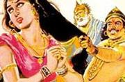 Mahabharata characters get a corporate turn