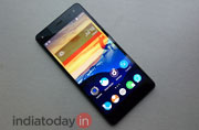 Hands on: Xolo Black is tall, dark and handsome